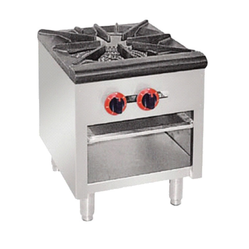 Low-Pressure Gas Stove