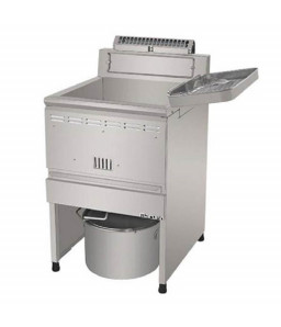 Stand Model Gas Fryer